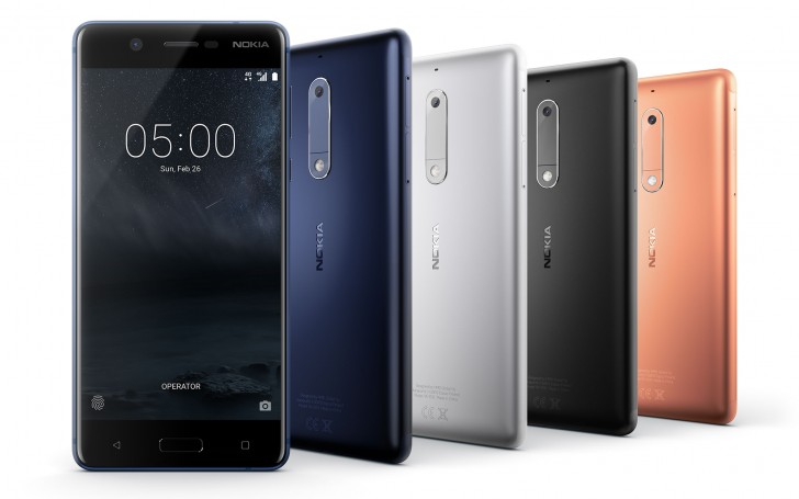 Nokia 5 (2018) is coming; HMD Global gives Hint