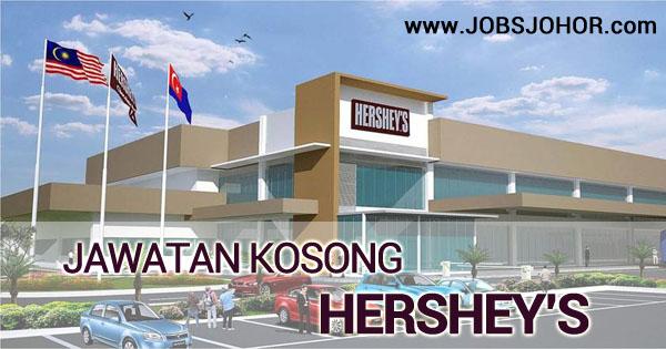 Jawatan Kosong Hersheys Johor Terkini Mei 2016