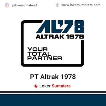 Lowongan Kerja Jambi, PT Altrak 1978 Juli 2021