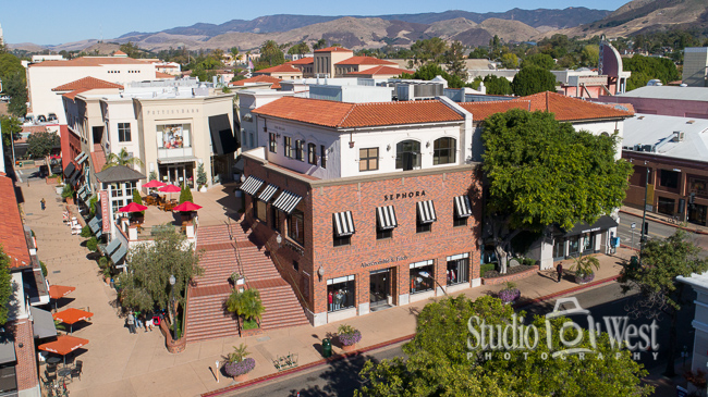 Architecture Photographer - San Luis Obispo Drone Photography - Studio 101 West Photography
