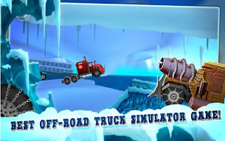 Games Ice Road Truck Driving Race App