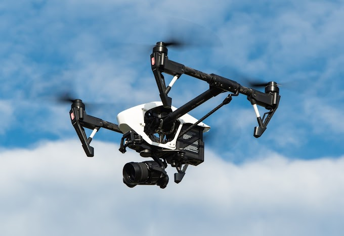 NO FLY ZONES - Chinese drone manufacturer DJI deploys Geofencing system
