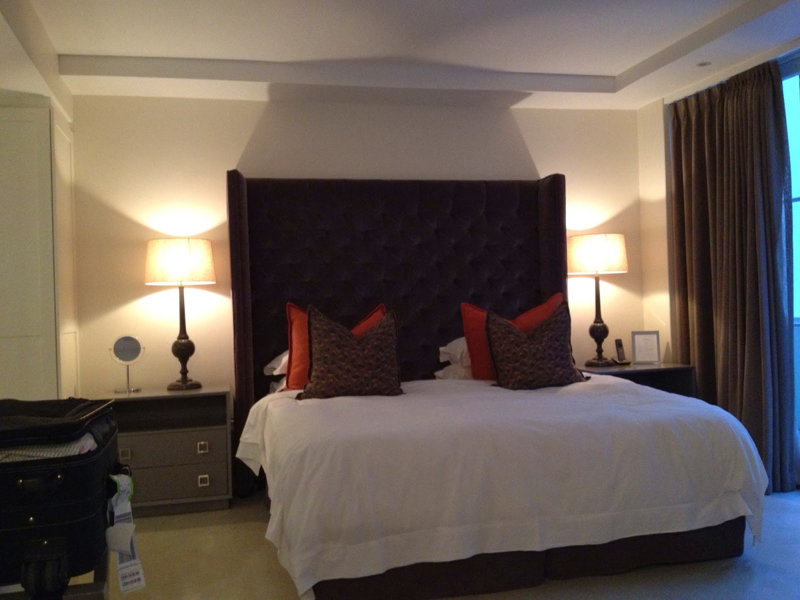 Cape Town - Bedroom area