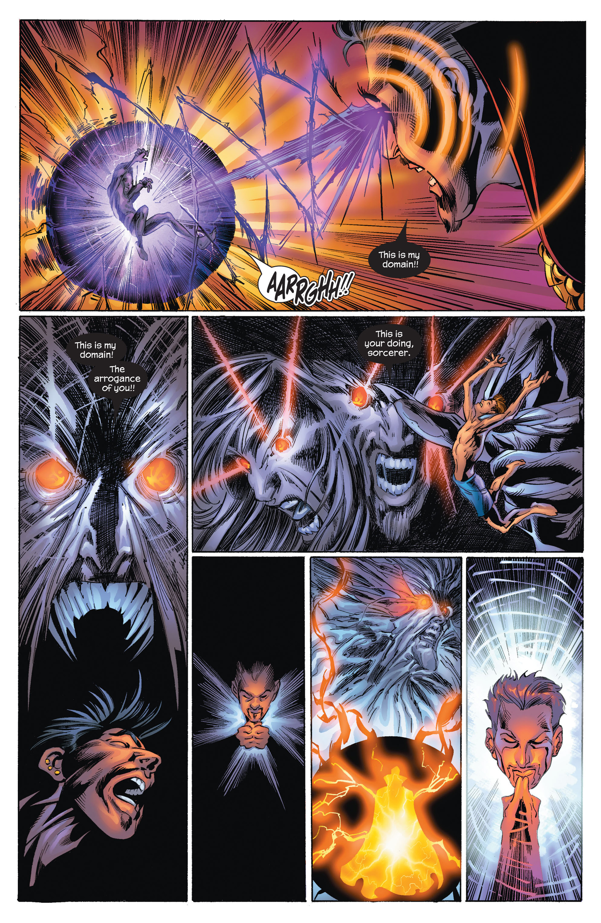 Read online Ultimate Spider-Man (2000) comic -  Issue #71 - 20