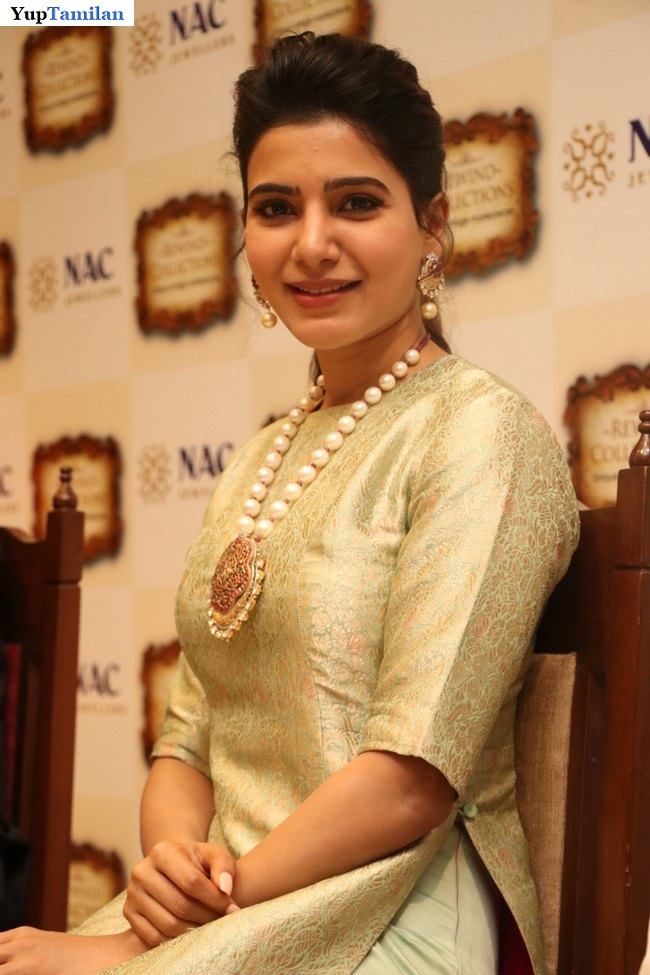 Samantha Akkineni's Cute UHD Pictures| Images
