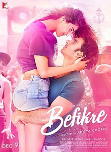 Watch Befikre (2016) DVDRip Hindi Full Movie Watch Online Free Download
