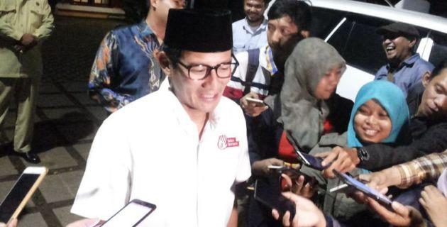 Sandiaga Uno Dilaporkan ke Polisi oleh Edward Soeryadjaya