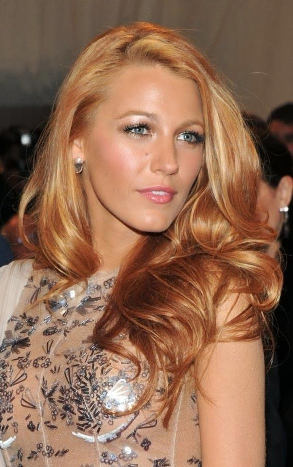 34 Strawberry Blonde Hair Color Styles & Variations ...
