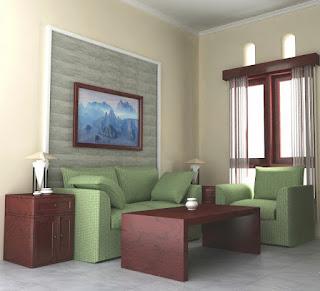 Koleksi Desain Ruang Tamu Minimalis Ukuran 2x3