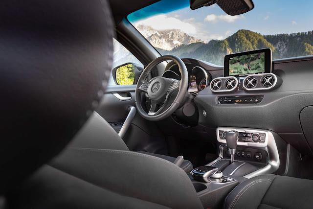 Mercedes-Benz X-Class 350d 4Matic V6 Diesel