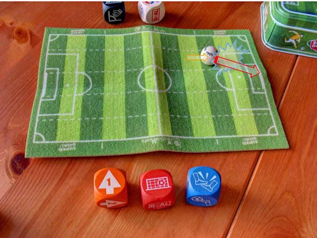 Super Goal - Punizione al limitare dell'area