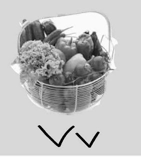 V is for Vegetables ~ My Father's World