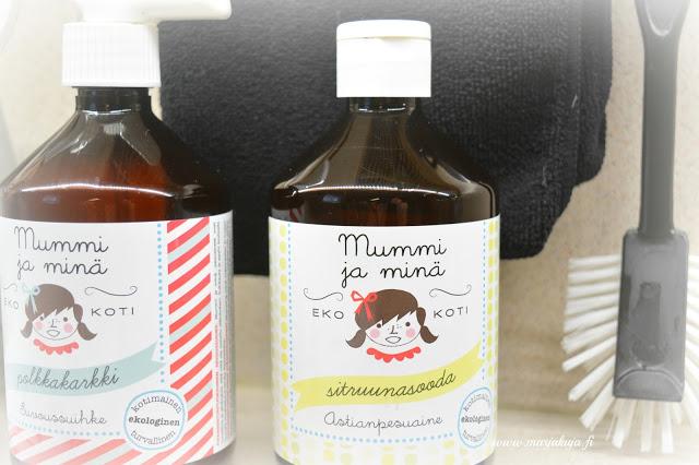 mummi & mina tuotteet