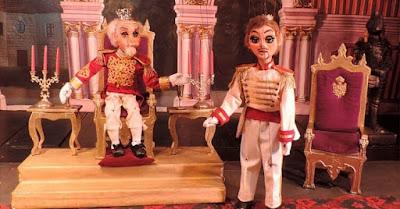 CENICIENTA en las Marionetas de Jaime Manzur  2