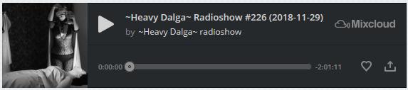 heavy dalga radioshow #226