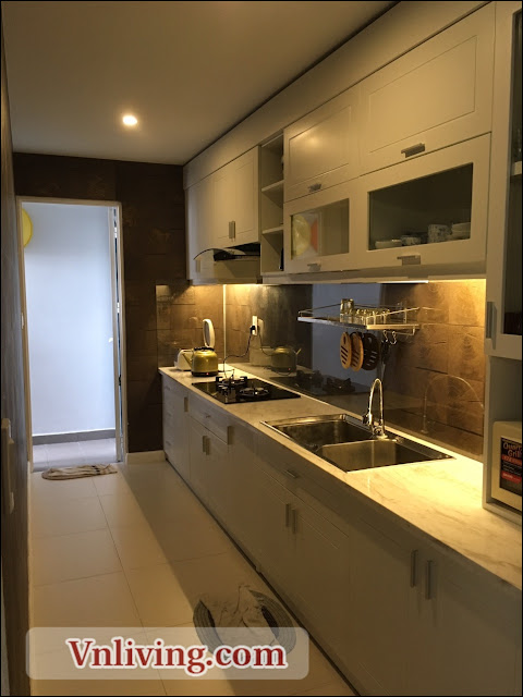 Lexington Residence for rent 82 sqm fully furniture highfloor