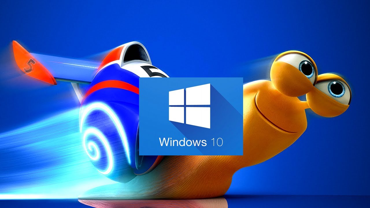 trucchi per velocizzare windows 10