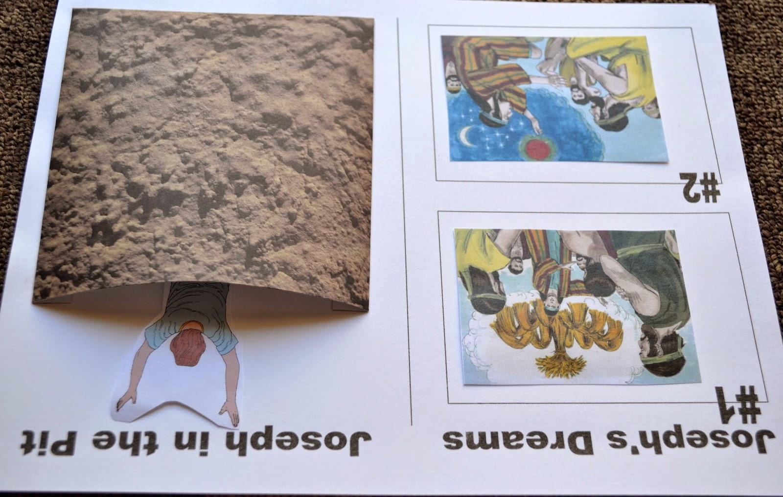 Bible Fun For Kids Genesis Joseph S Dreams And His