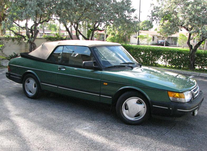 Green Saab 1 Jpg