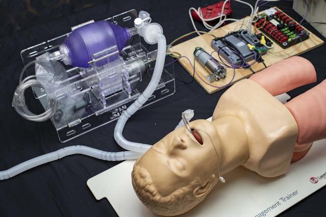 MIT cria ventilador médico capaz de amenizar crises respiratórias
