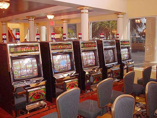 Video Lottery Slots