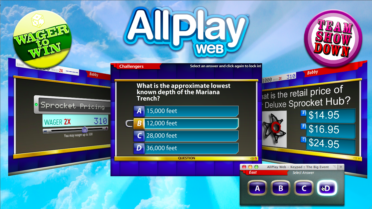 Web Wager