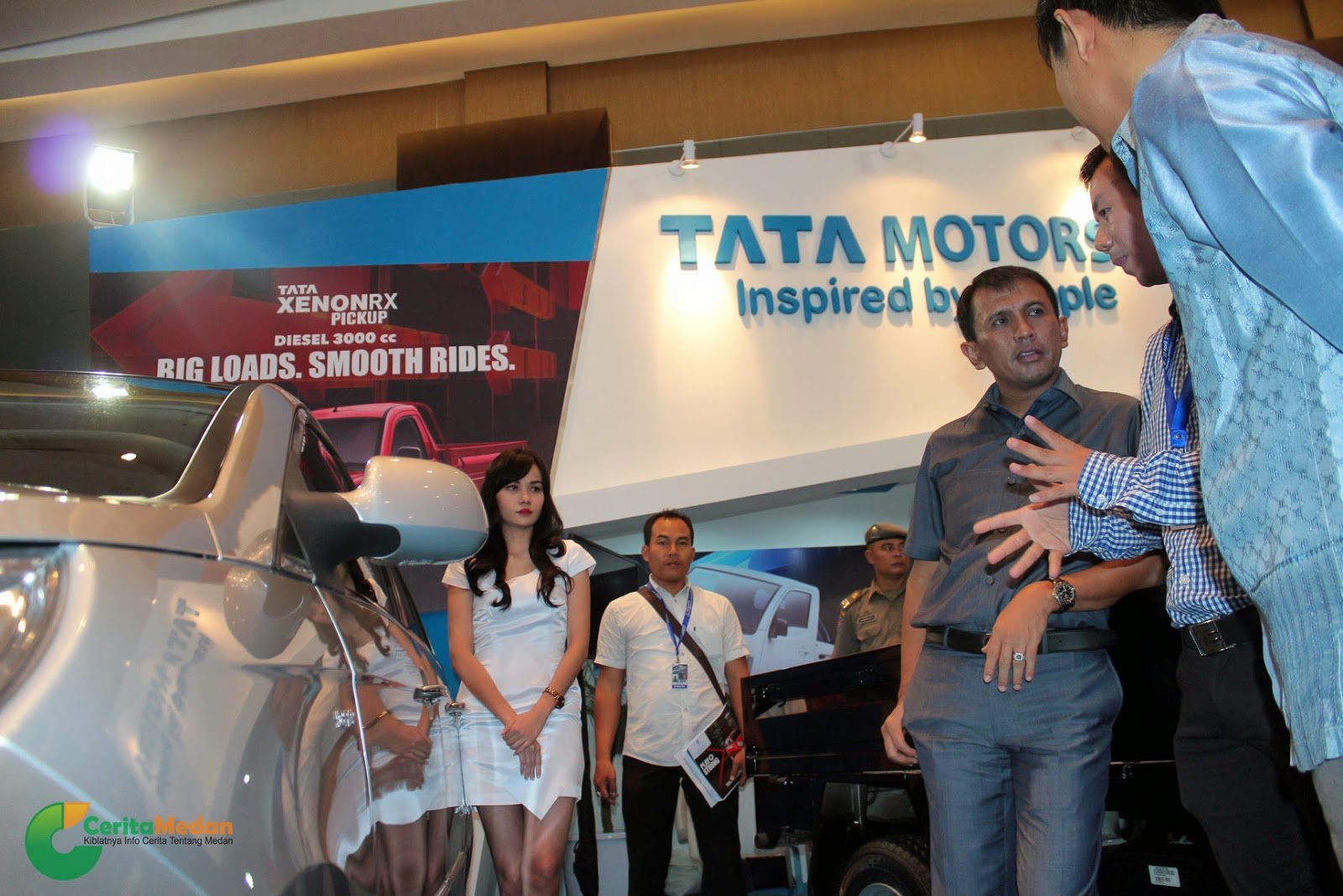 Sumatera Utara Jadi Pasar Potensial Industri Otomotif