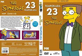 The simpsons Season 23 - Temporada 23