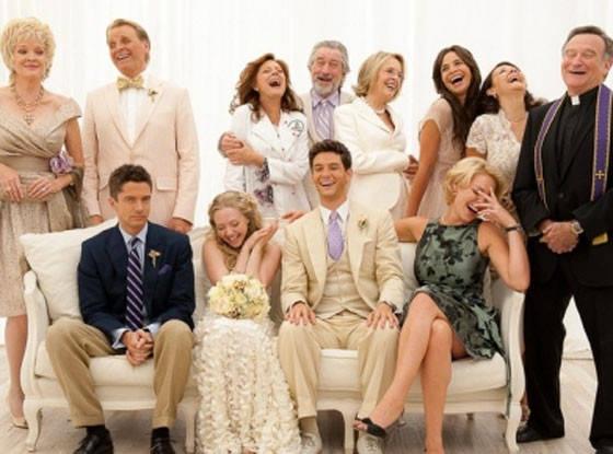 The Big Wedding poster