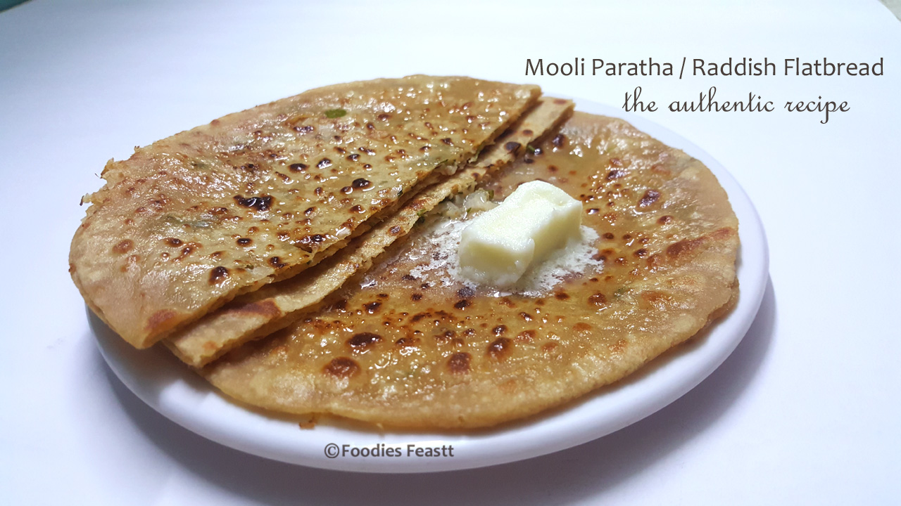 how to cook mooli radish