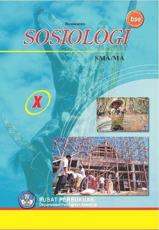 Buku Sosiologi Kelas X untuk SMA/MA