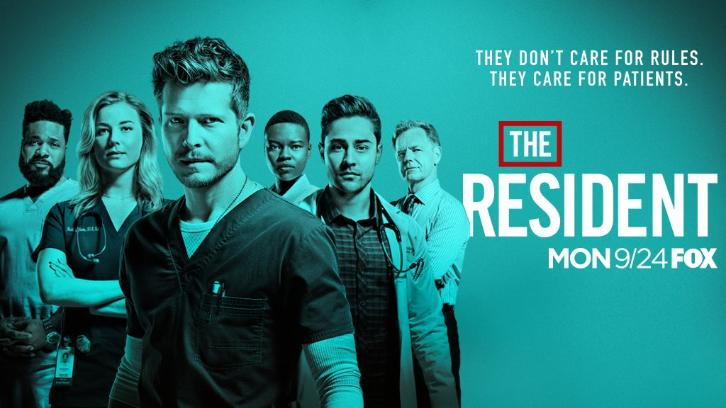 The Resident - 2ª Temporada Legendada Torrent 2018 1080p 720p Full HD HDTV