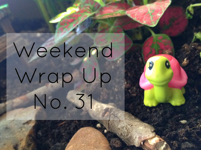 Weekend Wrap Up No. 31 from Courtney's Little Things