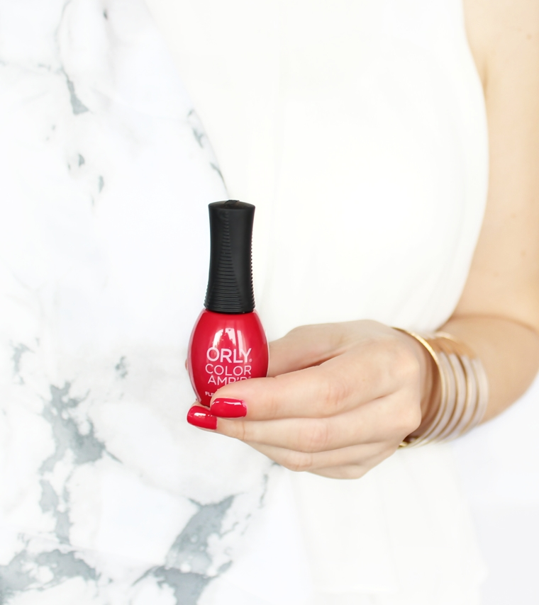 Orly Color AMP`D 50616 Heart of LA