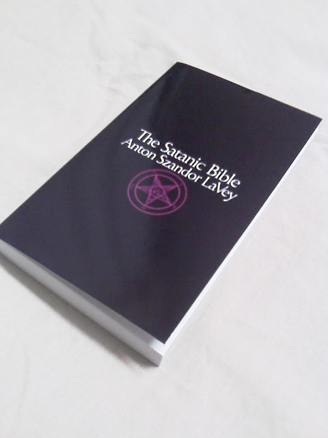 The Satanic Bible Anton Szandor LaVey