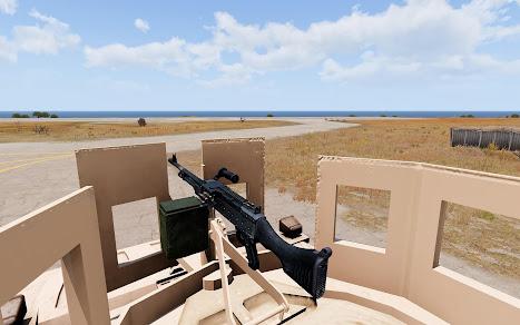 Arma3のHunterに銃座をつけるアドオン