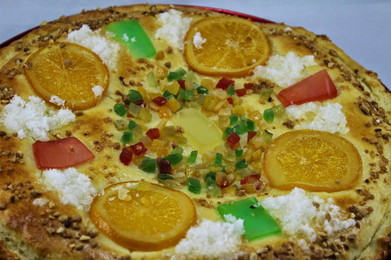 Empanada de los Reyes Magos Thermomix