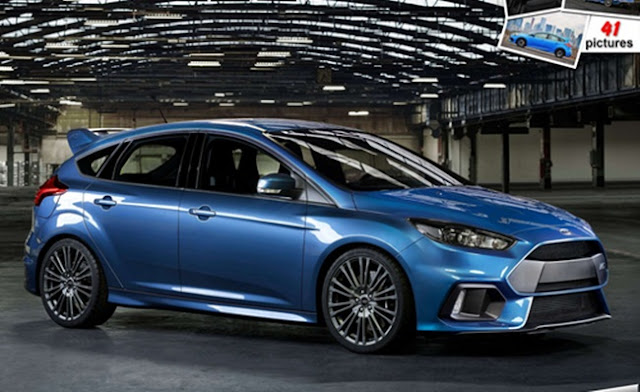 2016 Ford Focus RS Specs South Africa
