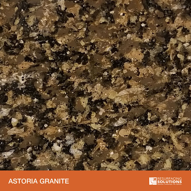 Resurfacing Solutions Knoxville Faux Granite Countertop Color Sample 3