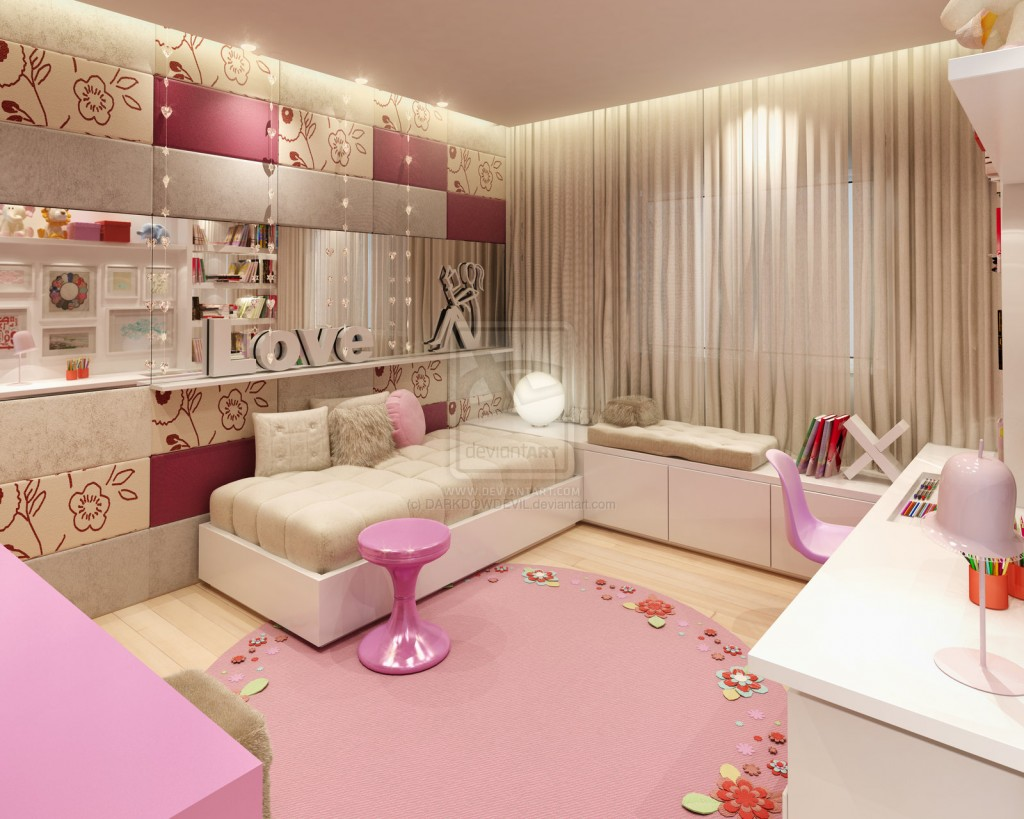 25 Modern And Stylish Teenage Girl Bedroom Ideas Living Rooms Gallery