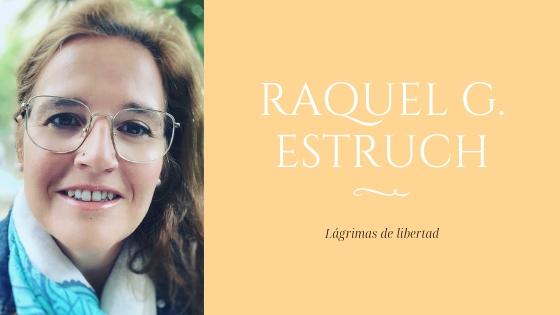 Raquel G. Estruch, novela romántica, autoras españolas