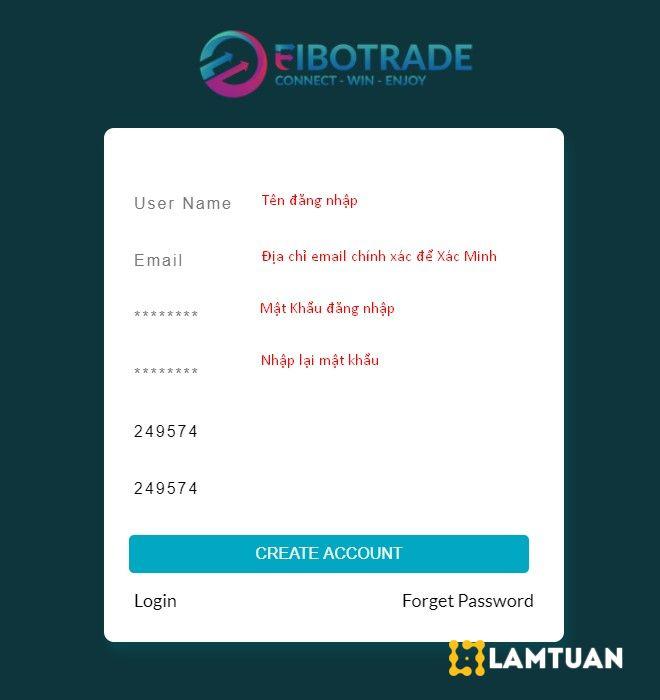 Kiếm Tiền Trên Điện Thoại 2020 Với FIBOTRADE 1