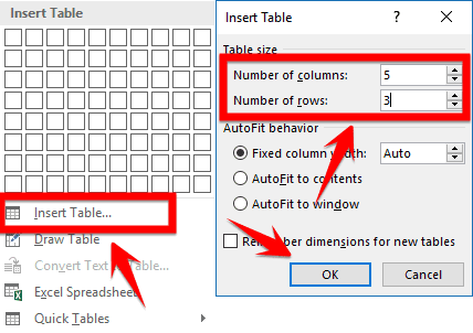 microsoft-word-par-table-create-kaise-kare