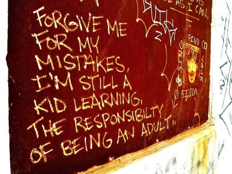 The Wonderful Words..: Please Forgive Me