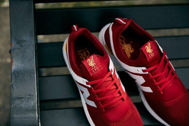 Lfc New Balance Shoes