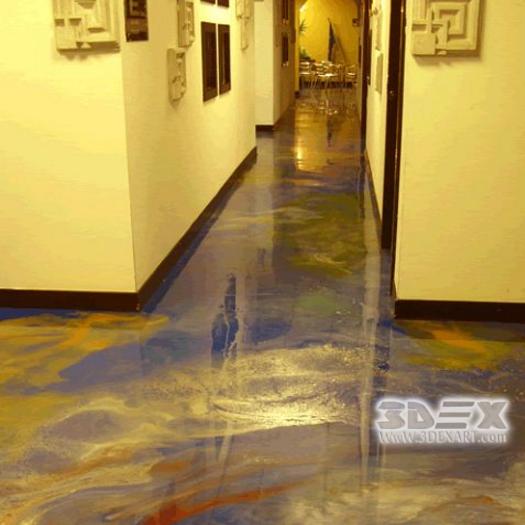 Should We Install D Epoxy Flooring In Restaurants Shops Or Hotels - Epoxy floor coating for restaurants