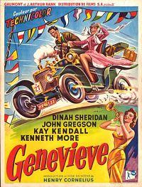 Genevieve 1953 Full Hindi Dubbed Dual Audio 480P BrRip 300MB
