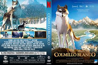 Croc Blanc - Colmillo Blanco - Cover DVD