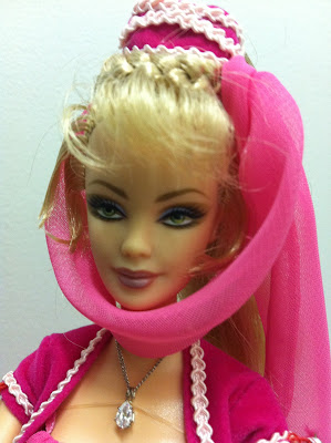Barbie De Boxed I Dream Of Jeannie