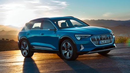 See Audi's 1st Electric SUV: Goes 250mi On A Single Charge